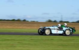 Put pedal to the metal at the Castle Combe Circuit