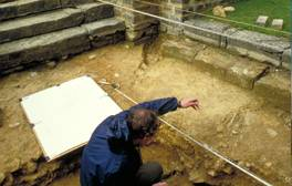 Walk in the footsteps of Romans at Chedworth Roman Villa