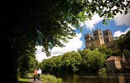 Marvel at Durham's UNESCO World Heritage Site