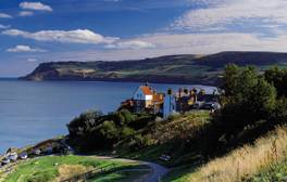 Discover the quirky side of Robin Hood's Bay