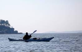 Kayak the bay and discover Cumbria's coast