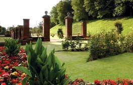 Explore an oasis of horticultural splendour
