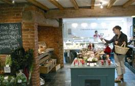 Visit the home of stinky cheese at Colston Bassett Dairy