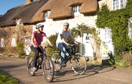 Go on the Taste Round the Island Cycle Route