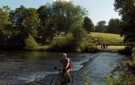 Explore wild landscapes and country estates by bike