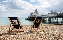 Explore Eastbourne's rich Victorian seaside history