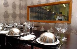 Dine at the Chef's table at Derby's Cathedral Quarter Hotel