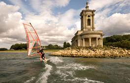 Frolic in Rutland Water's magical outdoor playground