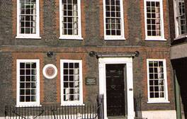 Step back in time at Dr Johnson's House