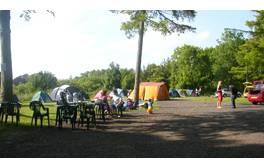 Camp at Rocks East Woodland