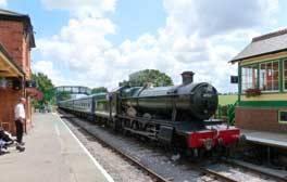 Welcome aboard the longest Essex heritage railway