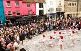 Get festival fever during May in Brighton and Hove