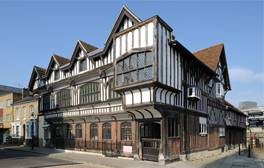 Paranormal experiences at Tudor House and Garden