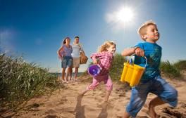 Make a splash at the original North East seaside resort