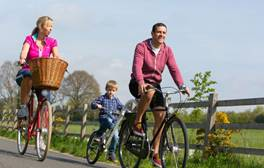 Cycle the Exe Estuary Trail