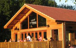Enjoy a romantic meal by the river at Farndon Boathouse