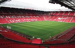 Erkunden Sie in Manchester die Heimat des englischen Fußballs
