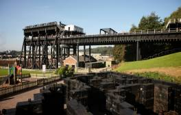 Take family breaks to new heights at Anderton Boat Lift