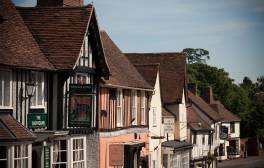 Walk the thread trails in Suffolk's medieval towns