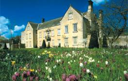 Just breathe… on a family break at Nunnington Hall
