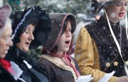 Step back in time at the Victorian Festival of Christmas