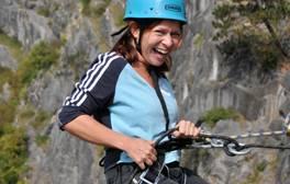 Get active with Bristol's Adventurous Activity Company