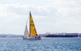 Get active on a Brighton water sports holiday