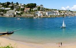 Escape to Salcombe's tranquil coast