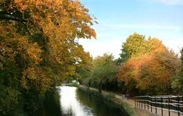 Walking and Cycling in Hertford