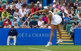 Watch world-class tennis in a beautiful seaside setting