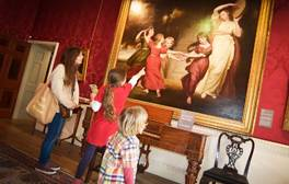 Enjoy exquisite art at Abbot Hall