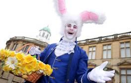 Step into Wonderland on Alice's Day