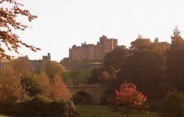 Explore captivating Alnwick Castle