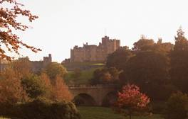 Explore captivating Alnwick Castle