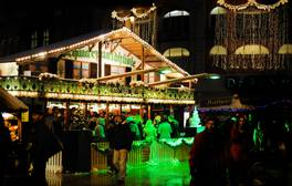 Explore the Bournemouth Christmas Gardens of Light