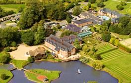 Enjoy an indulgent weekend at The Ardencote Manor Hotel