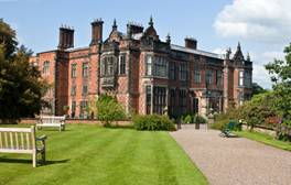Cast a spell at Arley Hall and Gardens