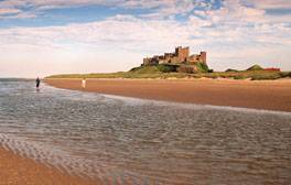 Blow away the cobwebs along the Northumberland coast