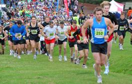 Take the ultimate test at Beachy Head Marathon