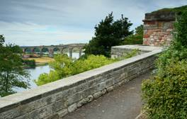 Discover history, beaches and fine art at Berwick