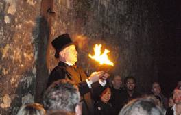 Join Bill Spectre on his award winning Ghost Trail