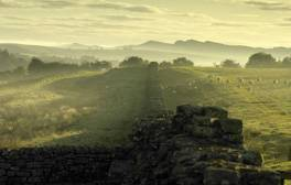 Delve in to the past of Hadrian's Wall