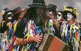 Celebrate spring at the Chippenham Folk Festival in May