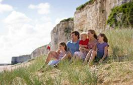 Fun and free on Kent's coastline