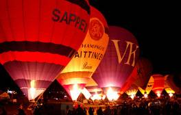 Float up, up and away at the Bristol Balloon Fiesta