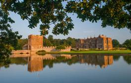 Enjoy a romantic escape to Broughton Castle