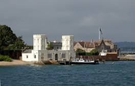 Shakespeare and nature on Brownsea Island
