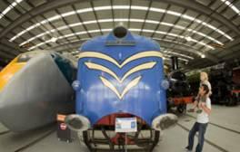 Peep into Durham's locomotive past