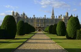 Discover Hidden Secrets at Burghley House