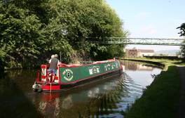 Enjoy a canal boat adventure on Lancashire's Waterways